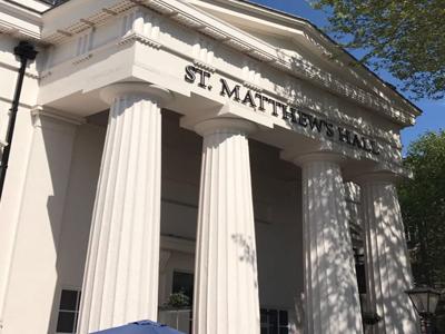 St Matthews Hall Refurbishment Wallace Contracts Ltd